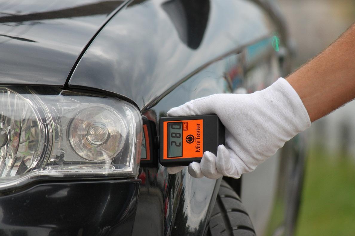 Покупаем б/у авто: если нет толщиномера, как проверить, перекрашивалась машина или нет?