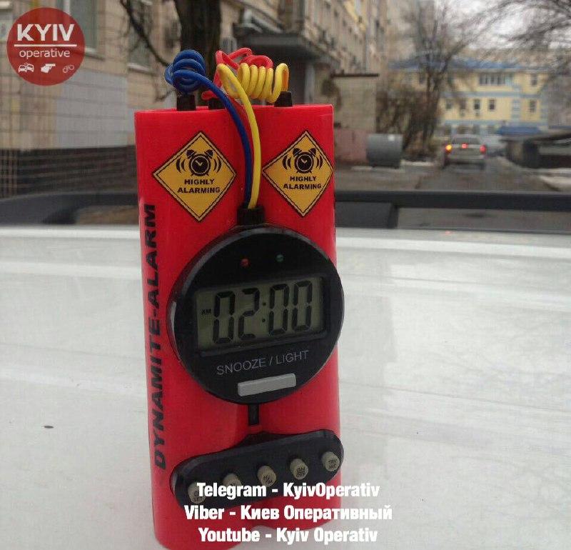 """Пенсионер угрожал подорвать отделение """"Киевэнерго"""" в течение 30 секунд"""