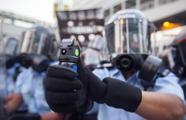 """Под Киевом полицейские """"довели"""" мужчину до слез"""