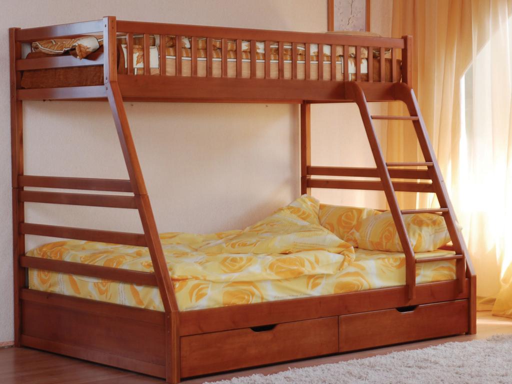 """Двухъярусные кровати идеальная мебель для """"смарт-квартир"""""""