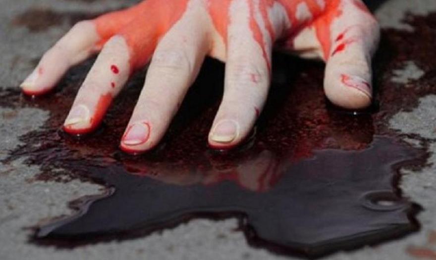 В Киеве в луже крови обнаружено тело женщины