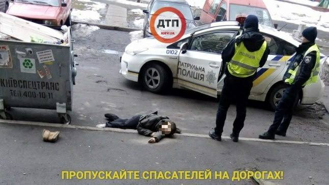 В Киеве девушка-инвалид покончила жизнь самоубийством