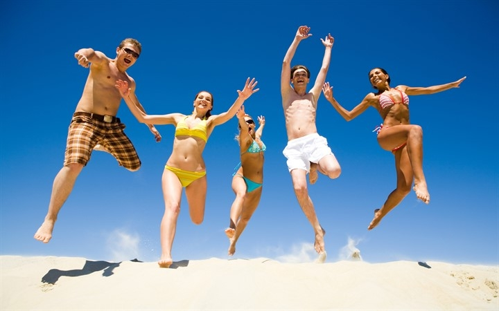 Стало известно, когда откроется пляжный сезон в Киеве