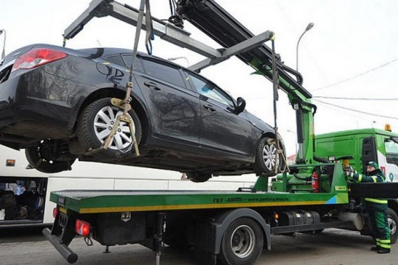 Кличко будет болезненно наказывать водителей-нарушителей