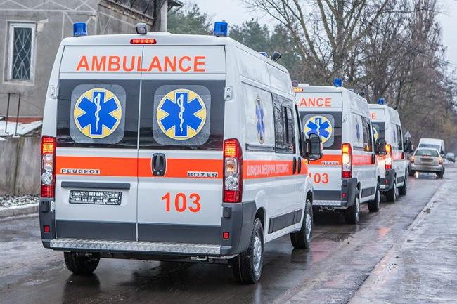 В Киеве умерла одинокая старушка, которая не дождалась помощи