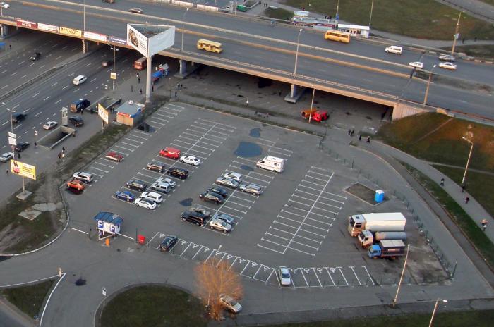 Возле станций киевского метро построят перехватывающие паркинги