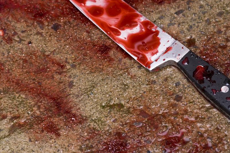 Кровавая любовь: под Киевом мужчина пырнул ножом бывшую девушку