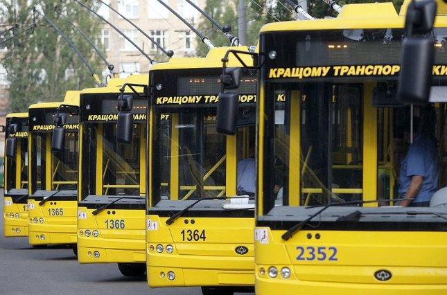 Цена проезда в транспорте Киева возрастет до 8 гривен