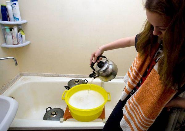 В КГГА сообщили, в каких домах не будет горячей воды в Киеве