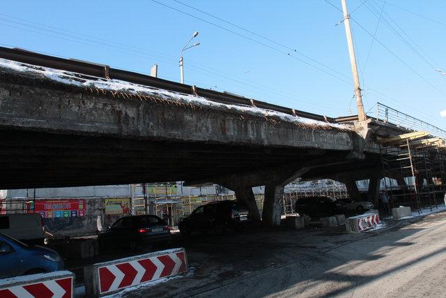 Ремонт Шулявского моста перенесли на лето