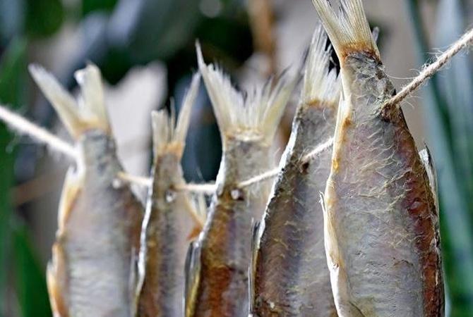 На Виноградаре молодой парень купил рыбу и заболел ботулизмом
