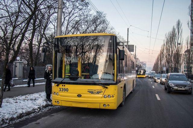 Киевские льготники сохранят право бесплатного проезда
