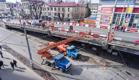 Власти снова переносят начало работ по реконструкции Шулявского путепровода