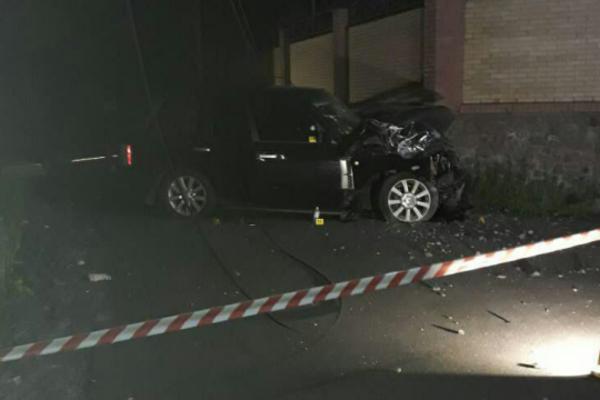 Под Киевом расстреляли авто боксера-чиновника