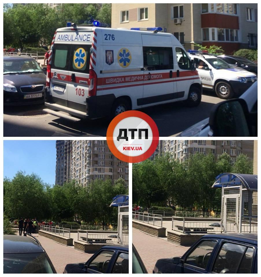Две страшные трагедии в Дарницком районе: женщины выпали из окна