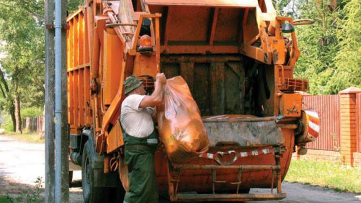 В Киеве подорожал вывоз мусорных отходов
