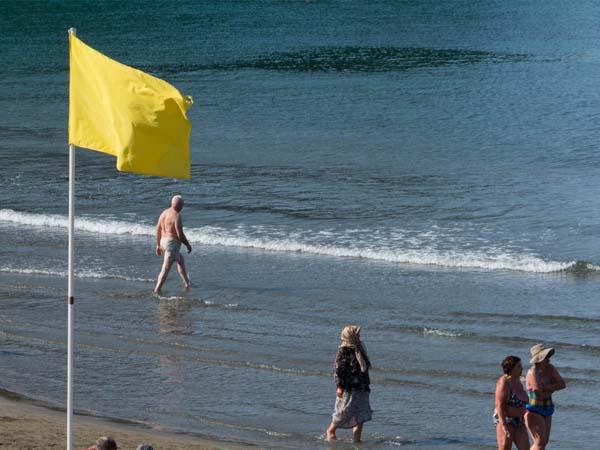 В Киеве просят не купаться на всех муниципальных пляжах