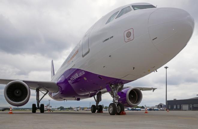 В киевском аэропорту снова отложен рейс в Грузию