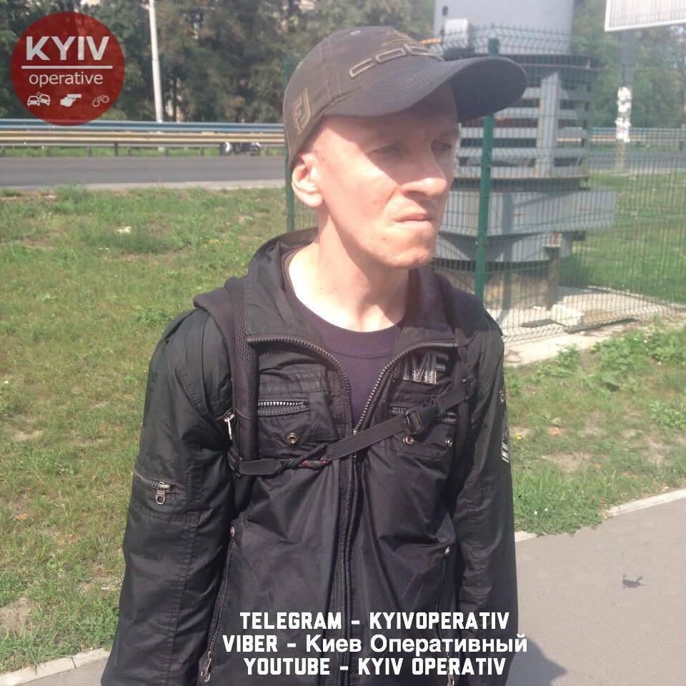 В Киеве психопат зверски убил соседку в лифте