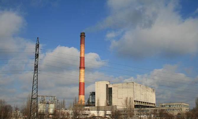 Киевский завод «Энергия» приостановил прием мусора