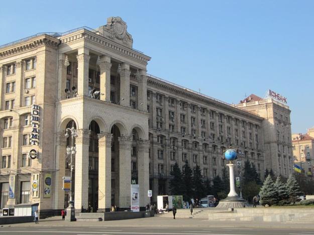 В главном почтовом здании Киева разместят супермаркет