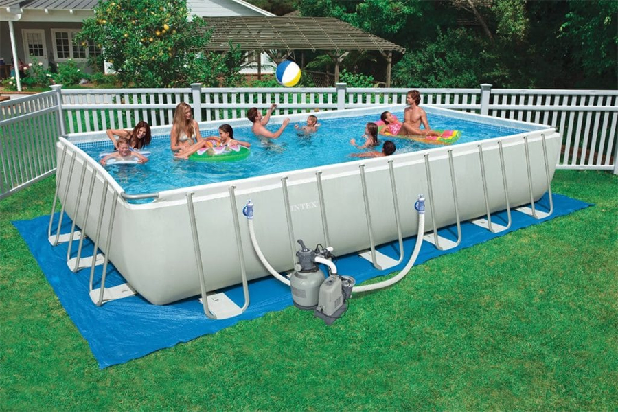 Как поддерживать воду в каркасном бассейне идеально чистой легко и просто?