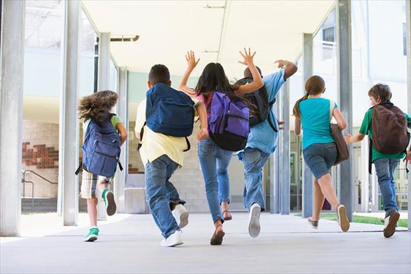 Как облегчить вес школьного портфеля?