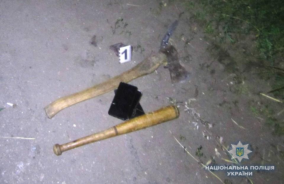 Под Киевом россияне жестоко побили жителей села