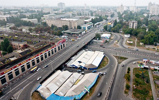 На Шулявском мосту ограничат движение транспорта
