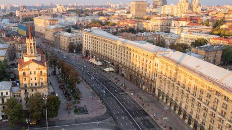 От Крещатика до Бессарабки продлят пешеходную зону