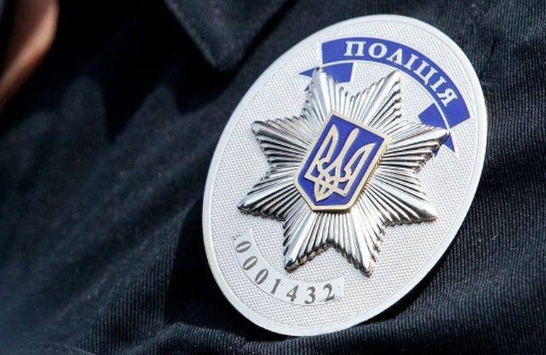 В центре Киева злоумышленник, убегая от полиции, сломал ногу