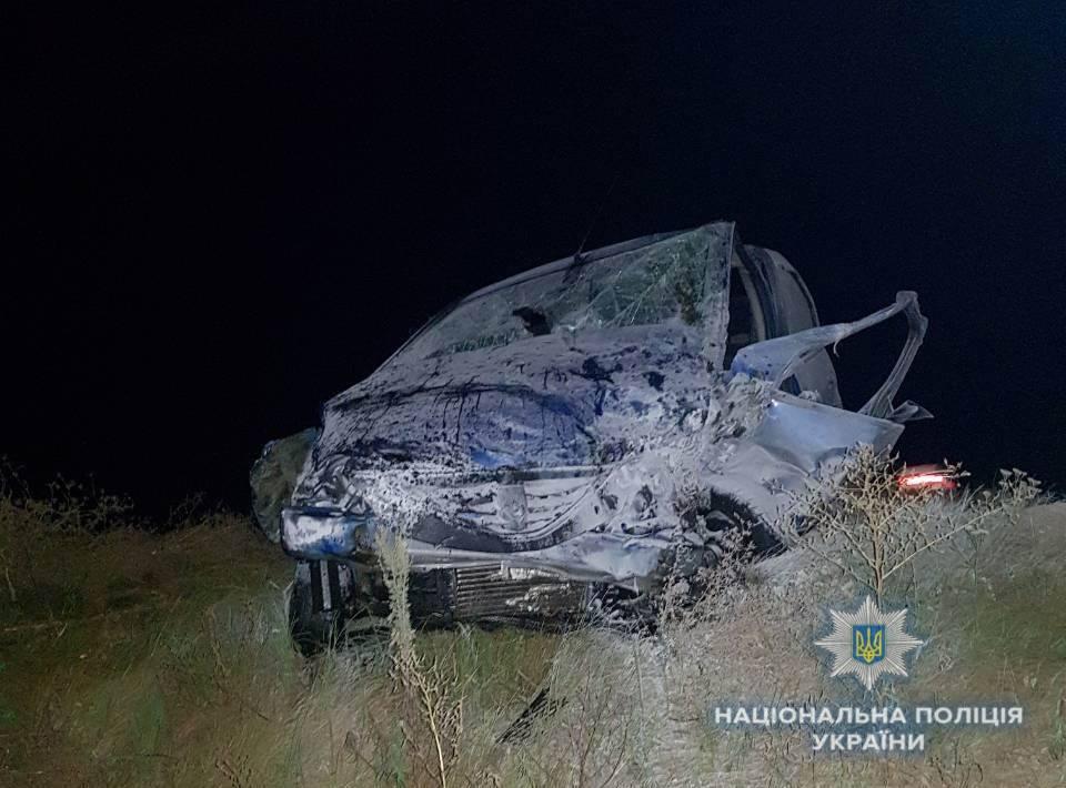 """Страшная авария под Киевом: водитель-нарушитель устроил """"автокарусель"""""""