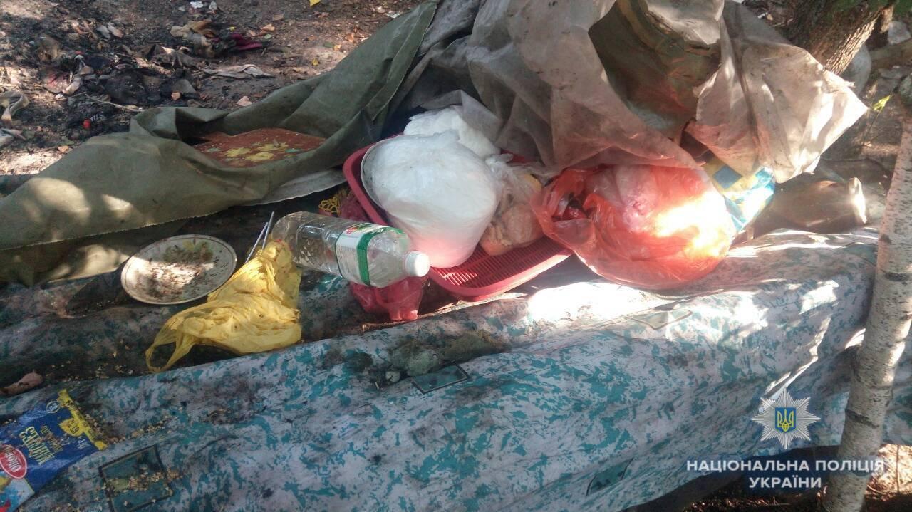 Под Киевом женщина приобщила маленьких детей к попрошайничеству