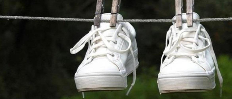 Как правильно ухаживать за кроссовками?