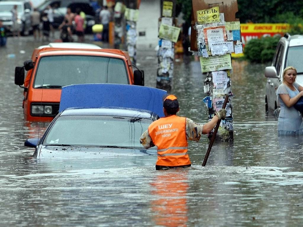 В КГГА пообещали, что после дождей в Киеве больше не будет потопов