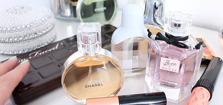 Элитные духи в Parfum City, которые покорят каждого