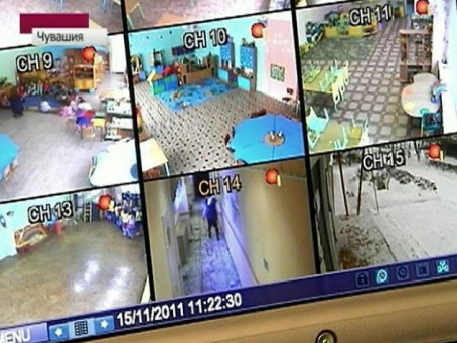 В детских садиках Киева установят камеры, чтобы смотреть за детьми