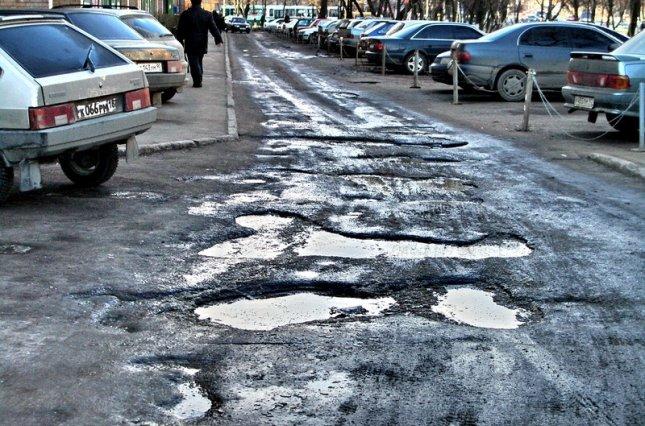 Бывший мэр Киева прокомментировал нынешнее состояние дорог