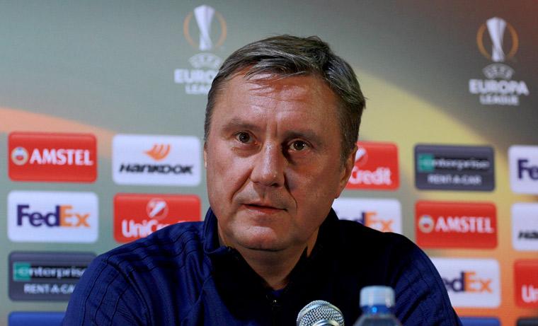 """Тренер """"Динамо"""" попросил не унижать команду, несмотря на плохую игру"""