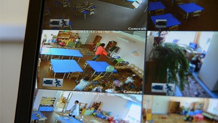 Наблюдать за детьми в садиках можно будет в личном кабинете киевлянина