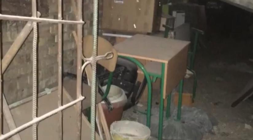 ЧП в школе под Киевом: обвалилось перекрытие. Учащихся эвакуировали