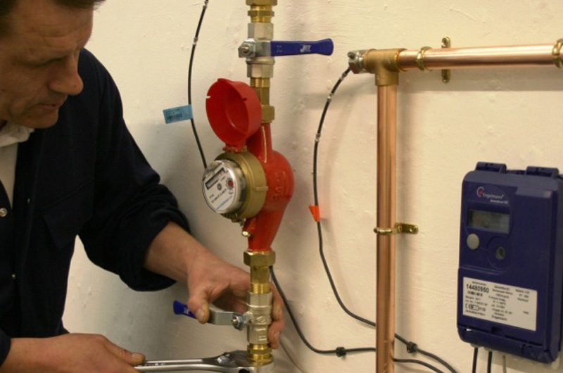 В КГГА наметили внедрить программу сохранения домовых теплосчетчиков