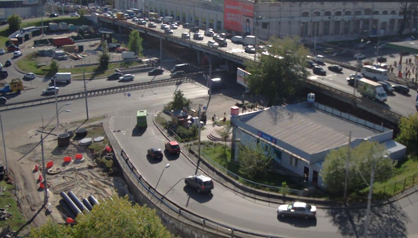 В Киеве собираются демонтировать Шулявский мост