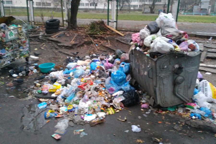 Киевлянам пообещали, что до конца года мусора будет меньше