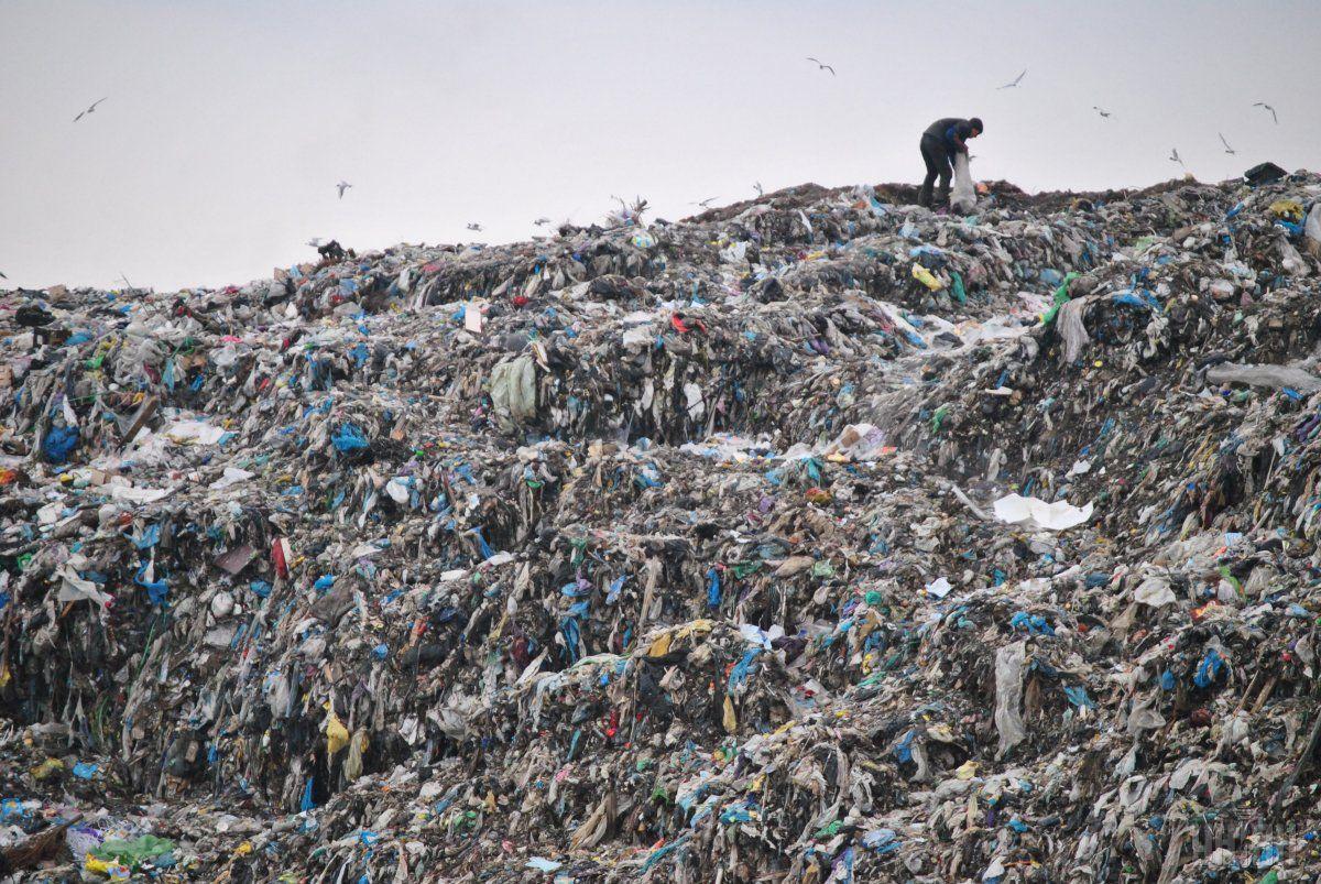 Стала известна дальнейшая судьба мусорного полигона под Киевом