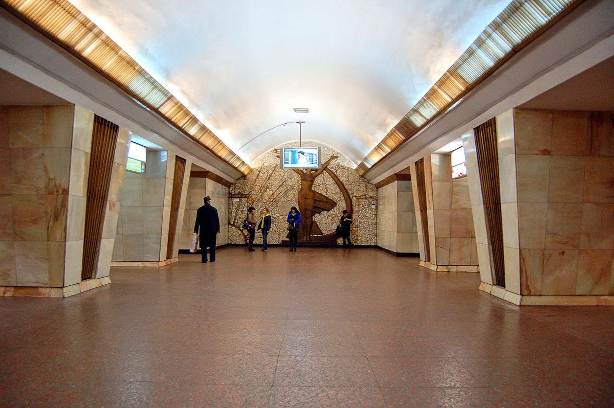 """Станция метро """"Политехнический институт"""" работает в обычном режиме"""