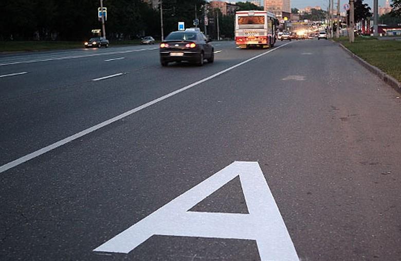 По бульвару Т. Шевченко в Киеве автобусы будут ездить в отдельной полосе