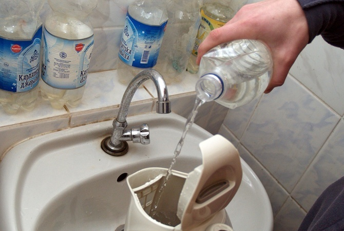 Киевской власти помогут вернуть горячую воду