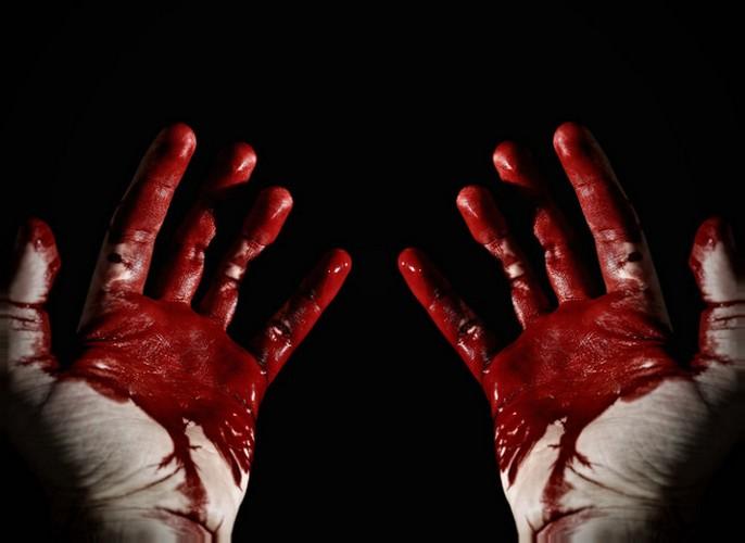 На Русановских садах убили мужчину, который спал
