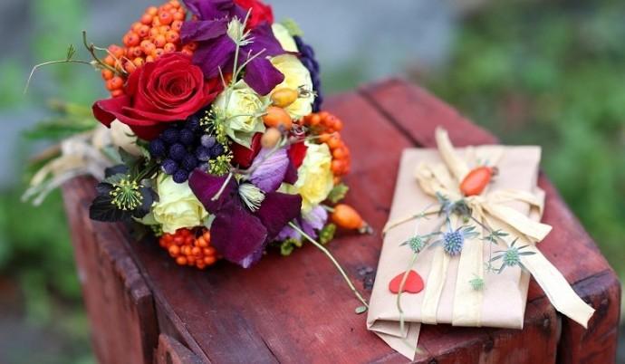 Доставка цветов - удобная услуга доставить цветы в любую точку Киева